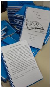 O relato pessoal e o projeto de um livro 1