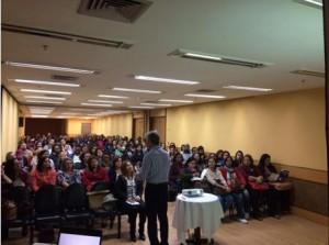 Discutindo a Base Nacional com professores do Rio de Janeiro